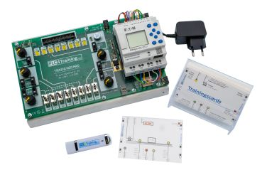 easy-Trainingsboard, PLC Trainer (without EATON easyE4)