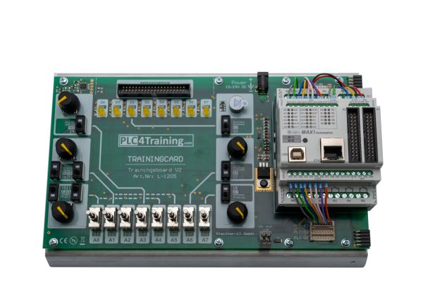Controllino-Trainingsboard for Controllino MAXI (Automation)