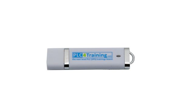 USB Stick Logo8-Trainingsboard