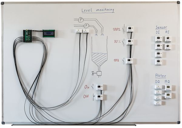 Lab4Arduino with sample level monitoring