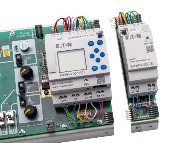 PLC-Extension Modul for 8TE1/8RE1 without easy Module